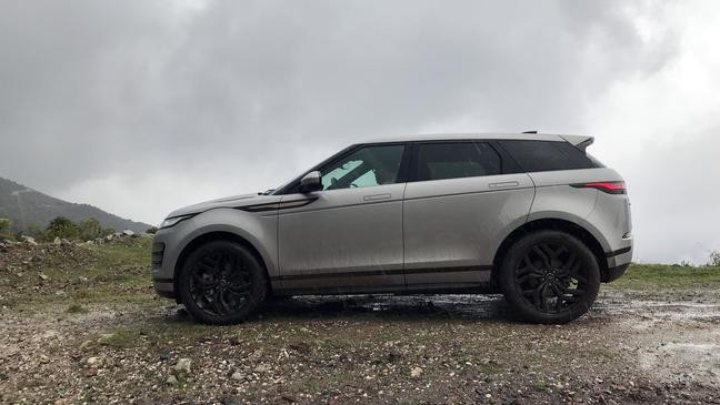 5 things to know about the 2020 Land Rover Range Rover