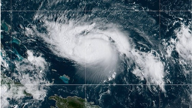 Tropical Storm Fernand to hit Mexico's Gulf coast Wednesday